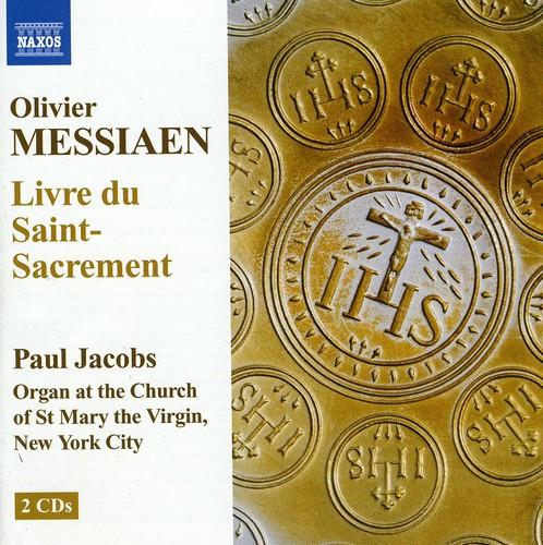 Paul Jacobs - Livre Du Saint-Sacrement