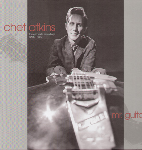 Mr Guitar: Complete Recordings 1955-60