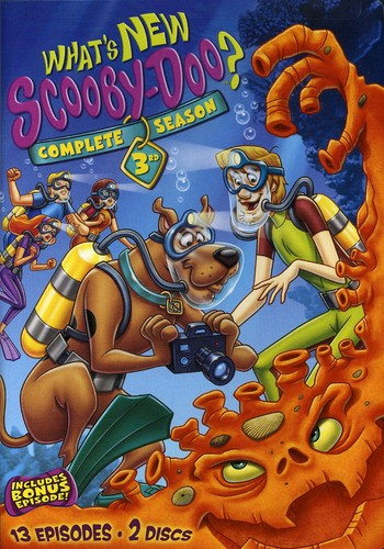 What's New Scooby-Doo: The Complete Third Season