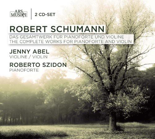 Complete Works for Pianoforte & Violin