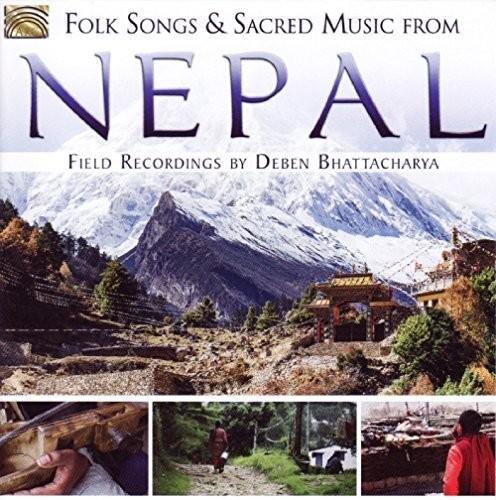 Folk Songs & Sacred Music from Nepal