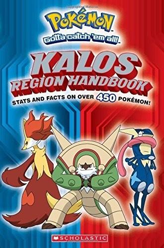 - Pokémon: Kalos Region Handbook