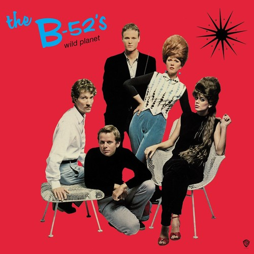 The B-52's - Wild Planet (Back To The 80's Exclusive) (Colv)