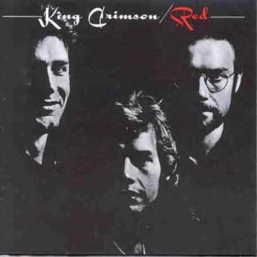 King Crimson - Red [CD and DVD-A] [Digipak]