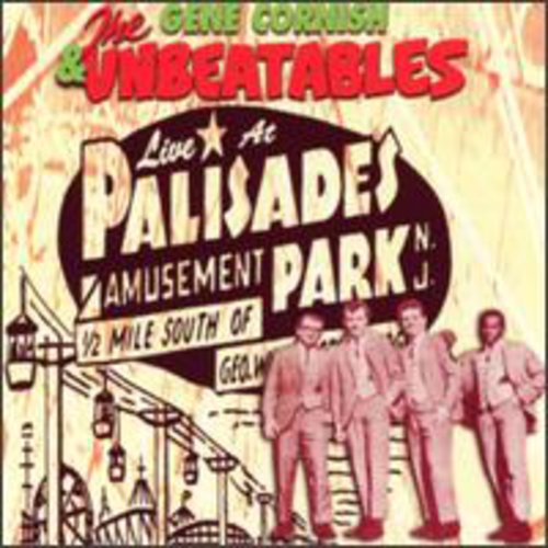 Gene Cornish & Unbeatables - Live At Palisades Park 1964
