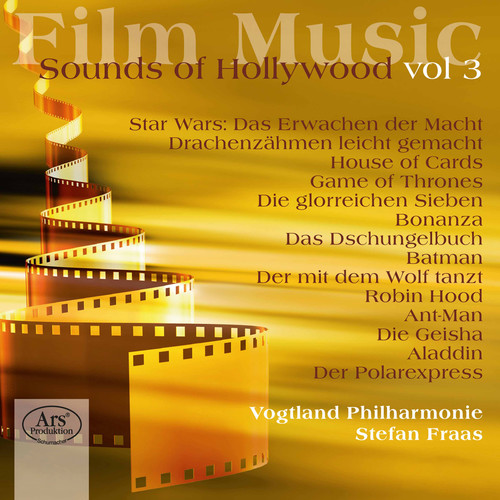 Film Music: Sounds of Hollywood, Vol. 3