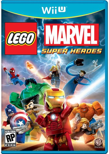 LEGO Marvel Super Heroes for Nintendo Wii U