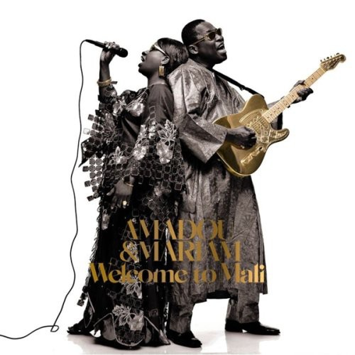 Amadou & Mariam - Welcome To Mali [2LP and 1CD]