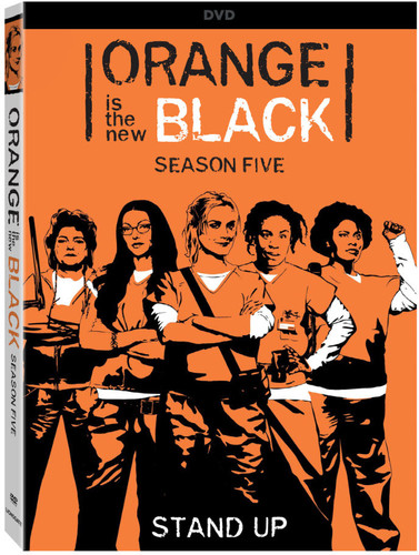 Orange Is The New Black [TV Series] - Orange Is The New Black: Season Five