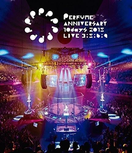 Perfume Anniversary 10 Days 2015 Live [Import]
