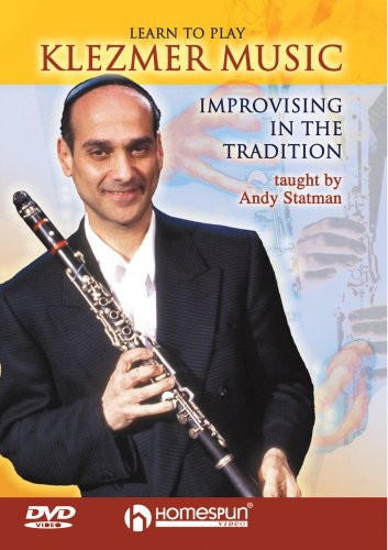 Learn to Play Klezmer Music: Improvising in the Tradition