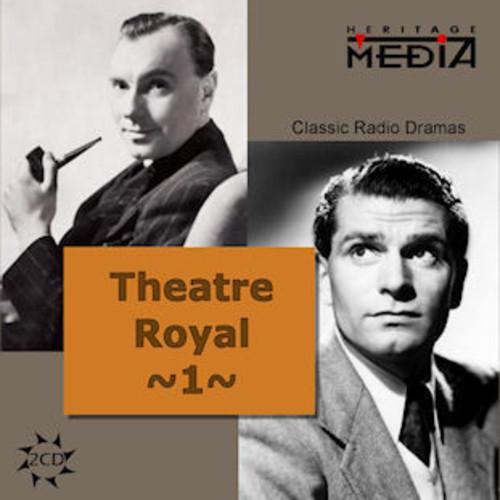 Theater Royal: American Classic Drama, Vol. 1