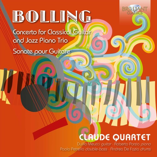 Claude Bolling: Concerto For Classical Guitar &