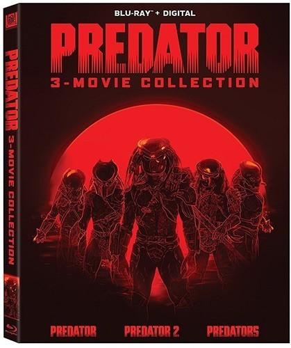 Predator [Movie] - Predator: 3-movie Collection