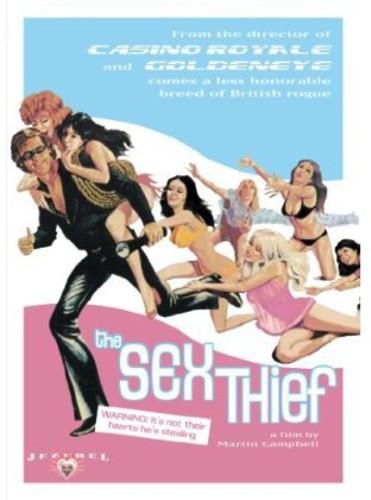 Martin Warbeck - Sex Thief / (Rmst Mono)