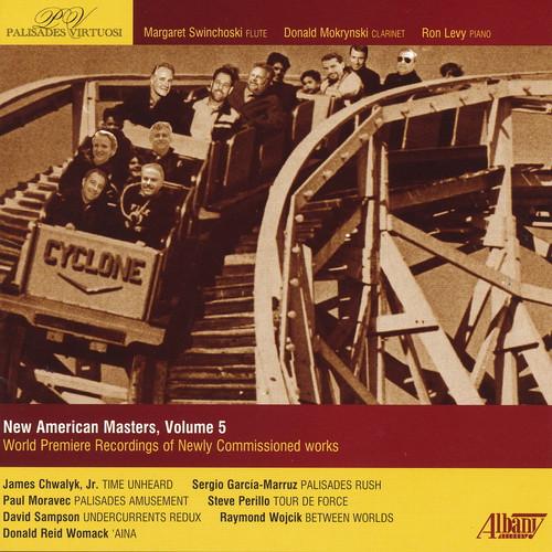 New American Masters Vol. 5