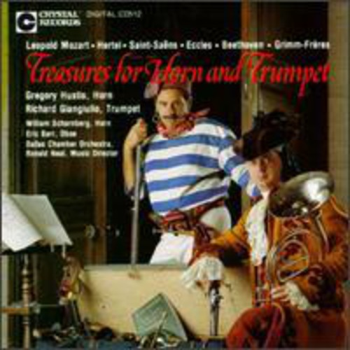 Treasures for Horn & Trumpet
