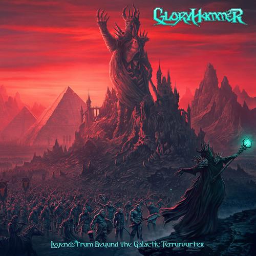 Gloryhammer - Legends From Beyond The Galactic Terrorvortex [2LP]