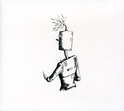 Be Brave Bold Robot