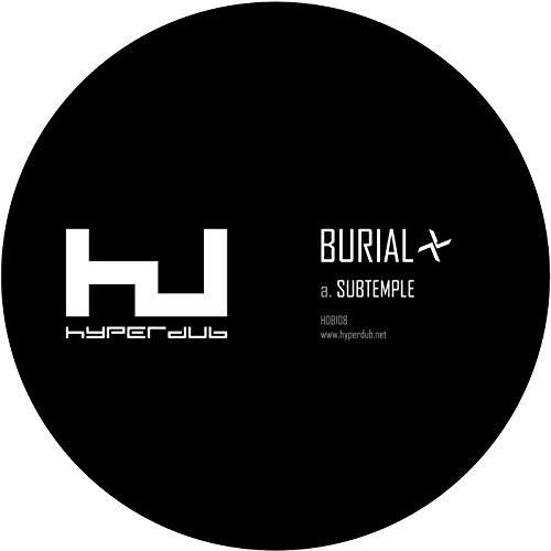 Burial - Subtemple / Beachfires (10in)