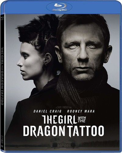 The Girl With The Dragon Tattoo [Movie] - The Girl With the Dragon Tattoo