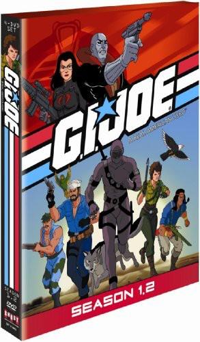 Gi Joe Real American Hero: Season 1.2