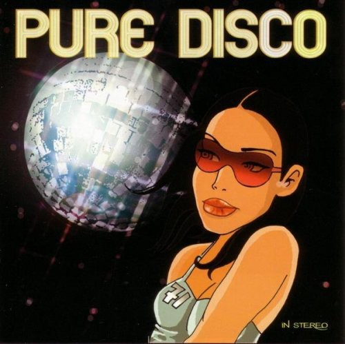 Pure Disco with a Touch of Funk