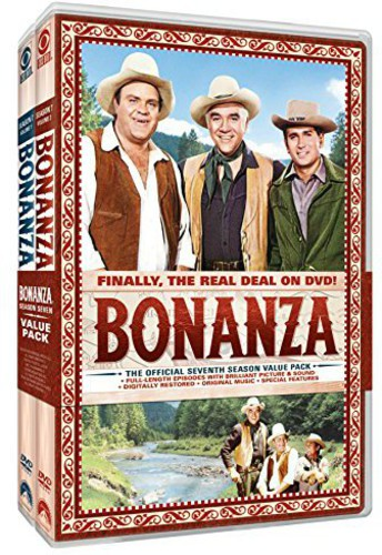 Bonanza: The Official Seventh Season Value Pack