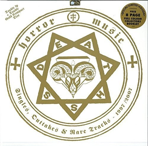 Death SS - Horror Music Vol 2: Singles Outtakes & Rare Tracks