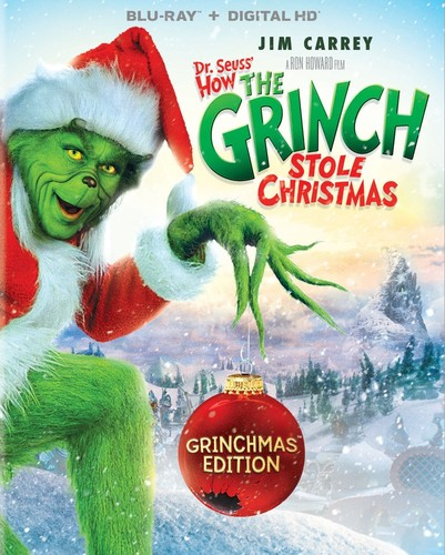Dr. Seuss' How the Grinch Stole Christmas (Grinchmas Edition)