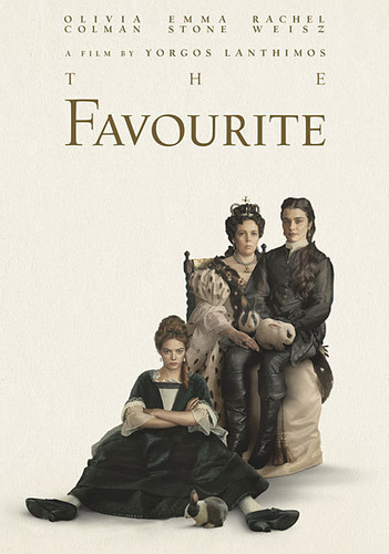 The Favourite [Movie] - The Favourite