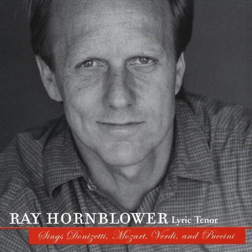 Ray Hornblower Lyric Tenor