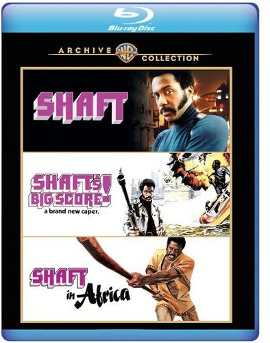 Shaft [Movie] - Shaft / Shaft's Big Score! / Shaft in Africa