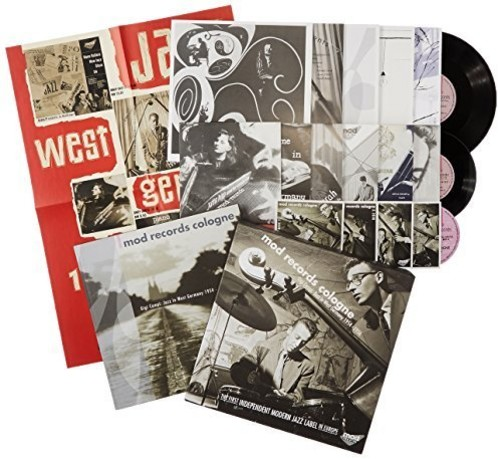 Mod Records Cologne: Jazz In West Germany 1954-1957