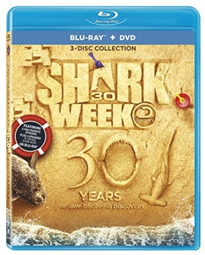 Shark Week: 30th Anniversary Collection