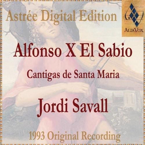 Alfonso X the Wise: Cantigas de Santa Maria