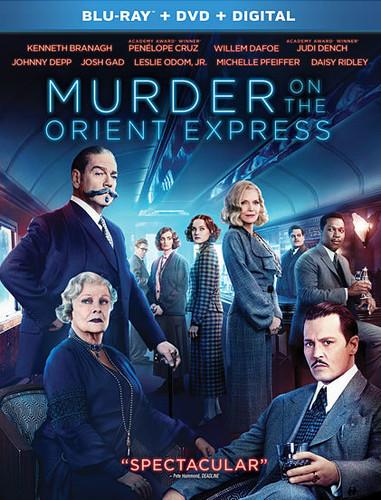 Murder On the Orient Express [Movie] - Murder on the Orient Express
