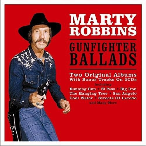 Marty Robbins-Gunfighter Ballads