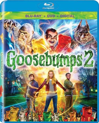 Goosebumps - Goosebumps 2: Haunted Halloween