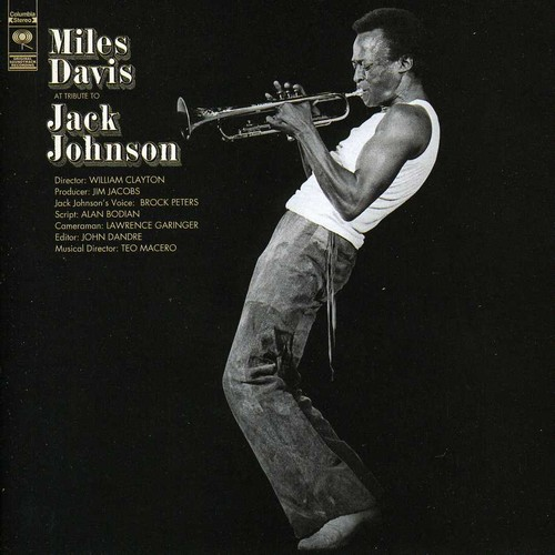 Miles Davis-Tribute to Jack Johnson