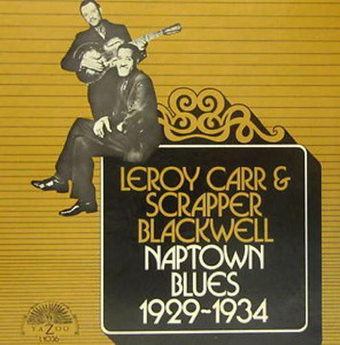 Naptown Blues 1929-1934