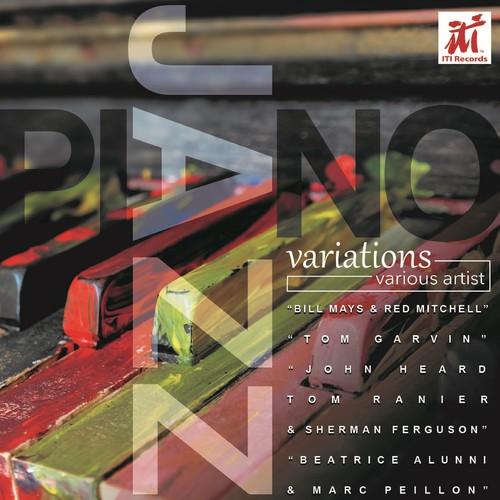 Piano Jazz Variations /  Various