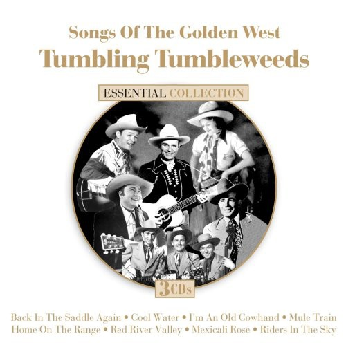Tumbling Tumbleweeds Essential - Tumbling Tumbleweeds Essential Gold