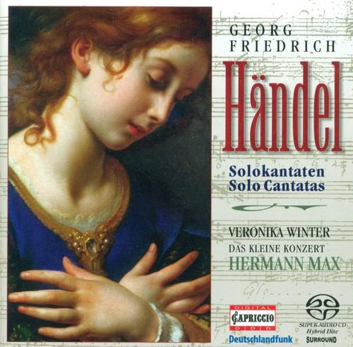 Cantatas: HWV