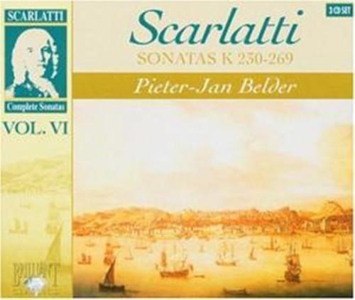 Sonatas K 230-269