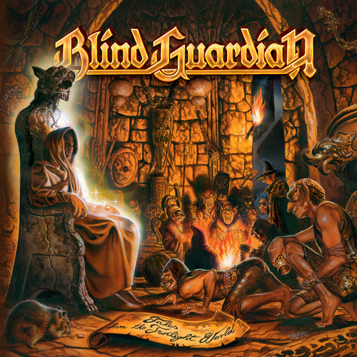 Blind Guardian - Tales From The Twilight World [Import Picture Disc LP In Gatefold]