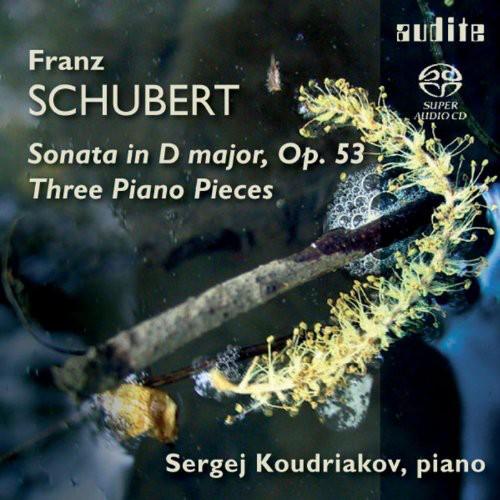 Three Piano Pieces