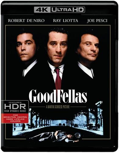 Goodfellas [4K Ultra HD Blu-ray/Blu-ray] [UltraViolet]