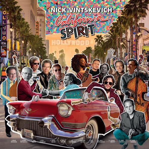 California Spirit (With Bill Champlin) [Import]