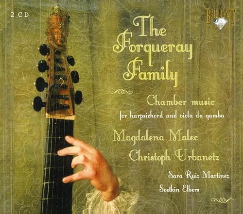 Chamber Music for Harpsichord & Viola Da Gamba